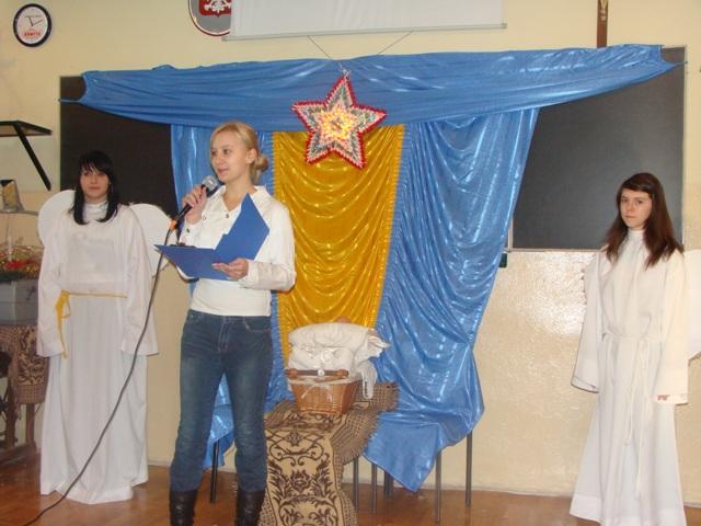 Jasełka 2009 i wigilia 006
