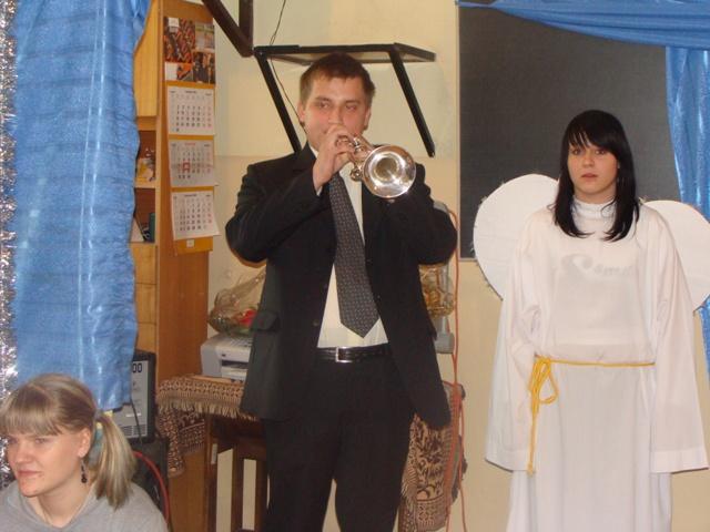 Jasełka 2009 i wigilia 010