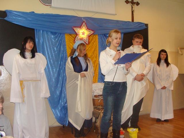 Jasełka 2009 i wigilia 024