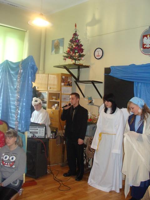 Jasełka 2009 i wigilia 025
