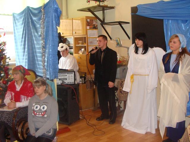 Jasełka 2009 i wigilia 026