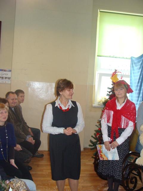 Jasełka 2009 i wigilia 032