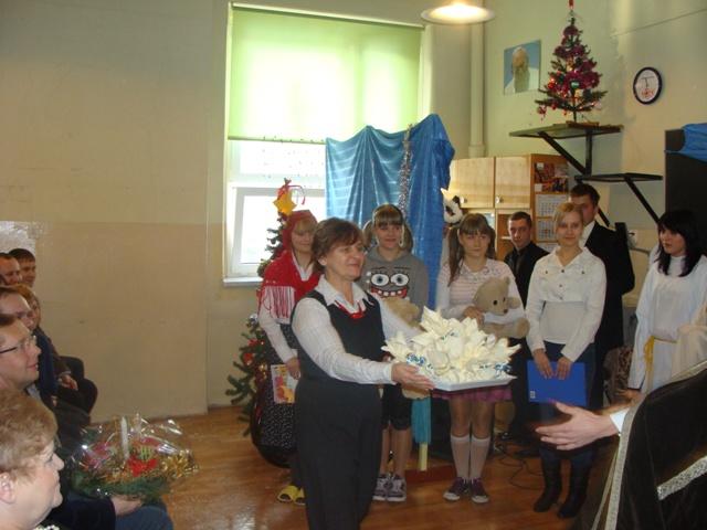 Jasełka 2009 i wigilia 033