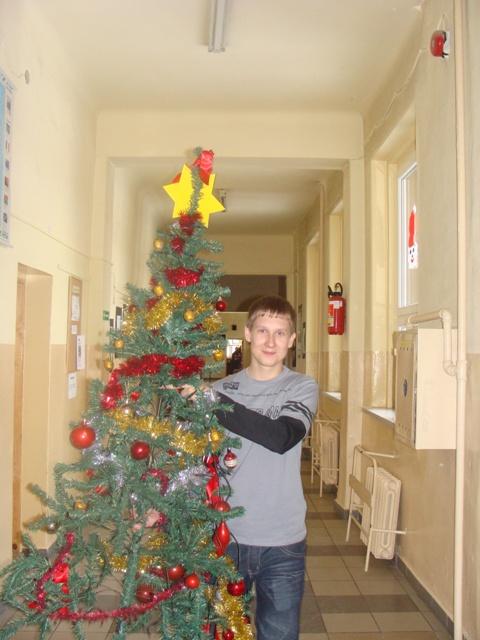 Jasełka 2009 i wigilia 039